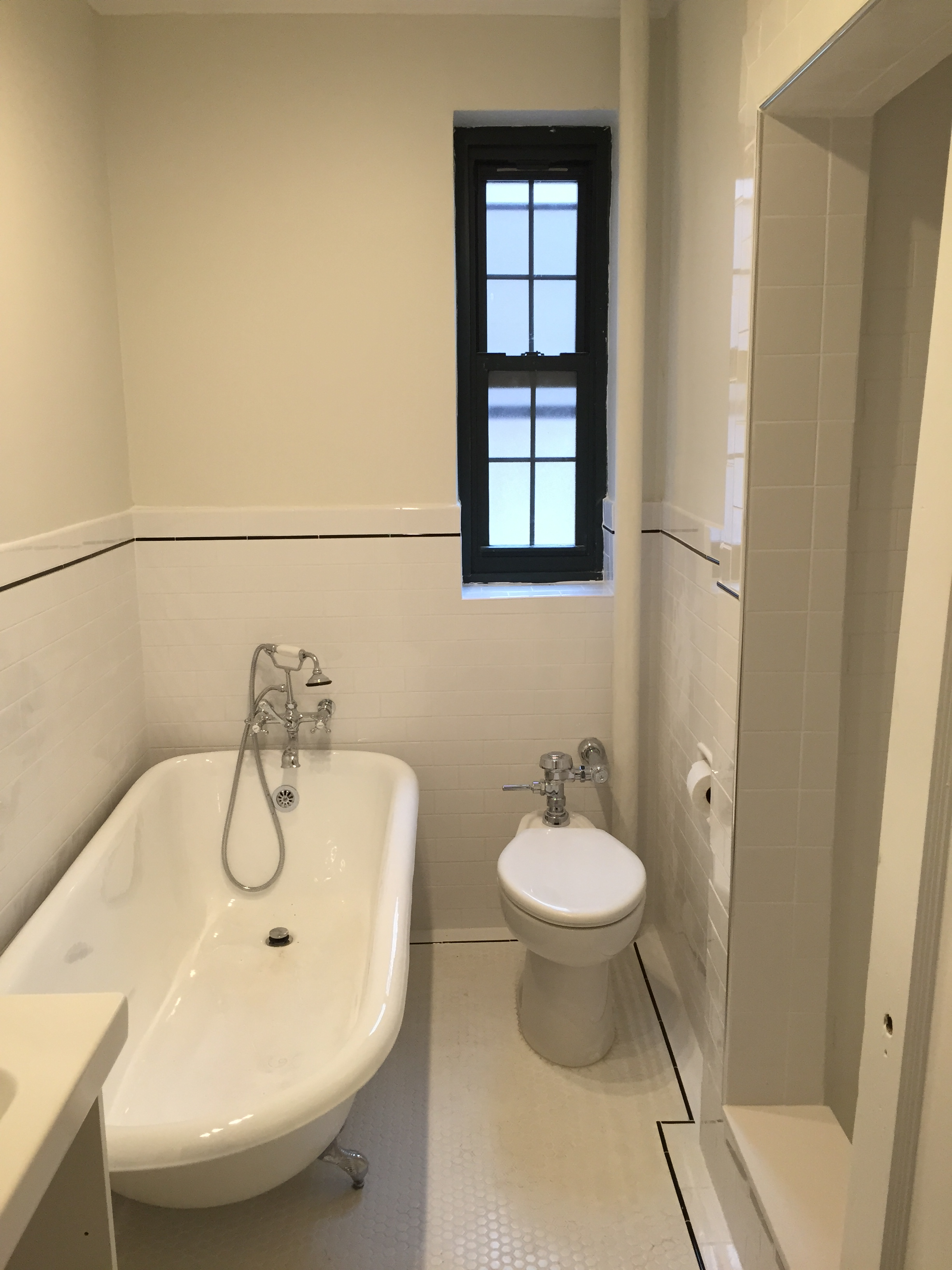 Bathroom Remodel Queens Ny bathroom renovation in queens pre-war coop | eli's painting | new