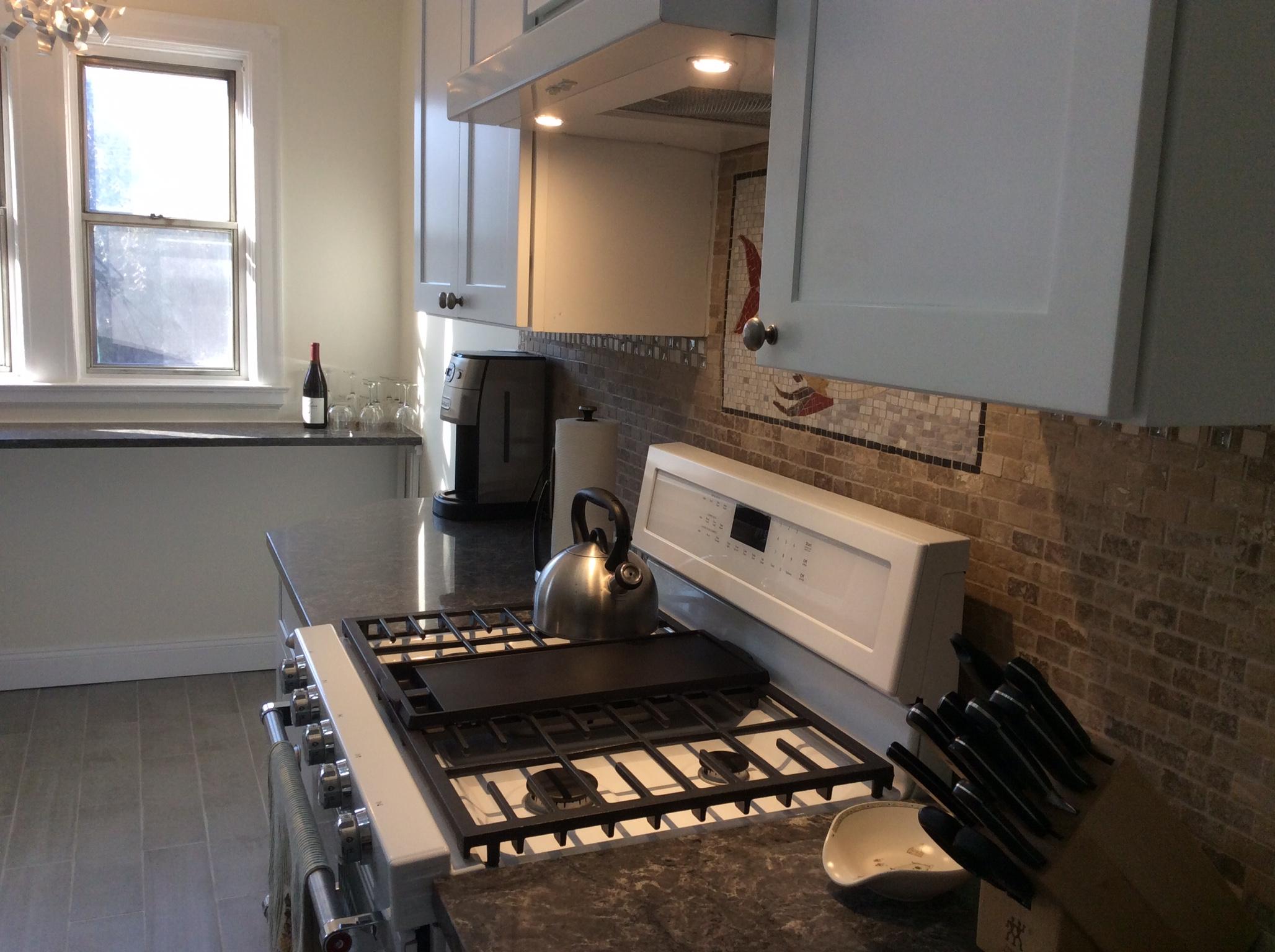 Eli 39 S Painting New York Painting Contractors Kitchen Renovation In Jackson Heights Queens